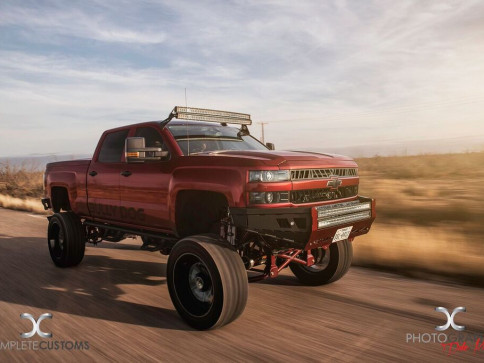 Sewell Ford Odessa >> Gallery: Odessa, TX: Complete Customs