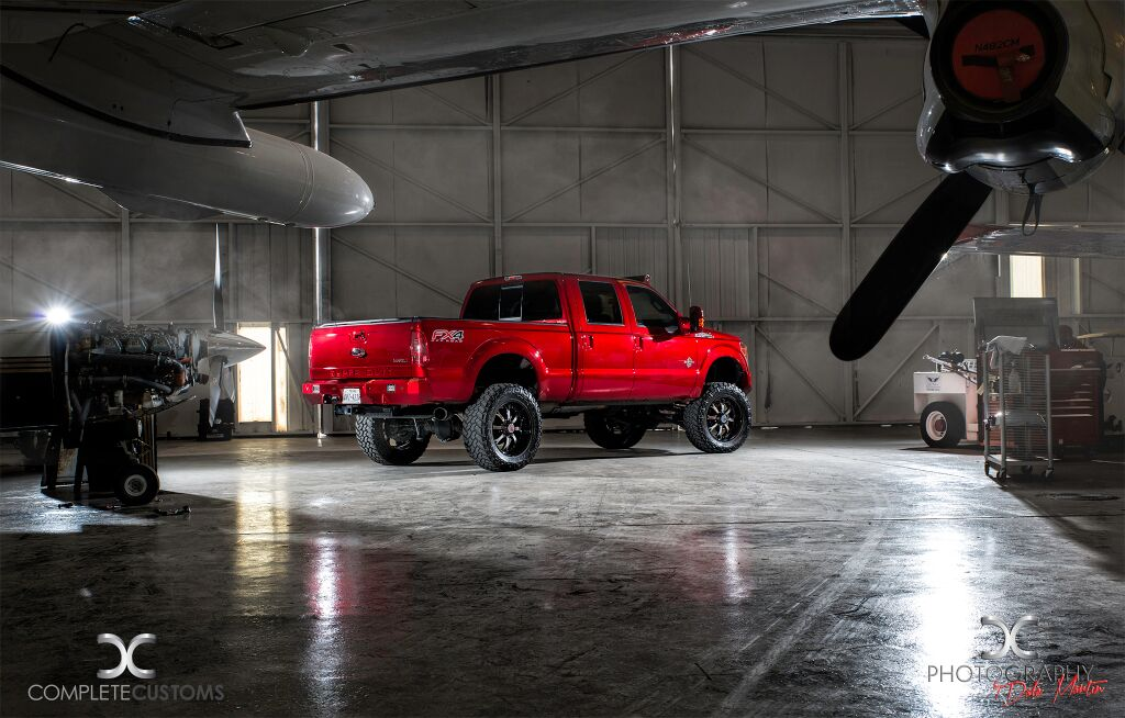 Sewell Ford Odessa Tx >> Sewell Ford Ruby Red F250 Odessa Tx Complete Customs